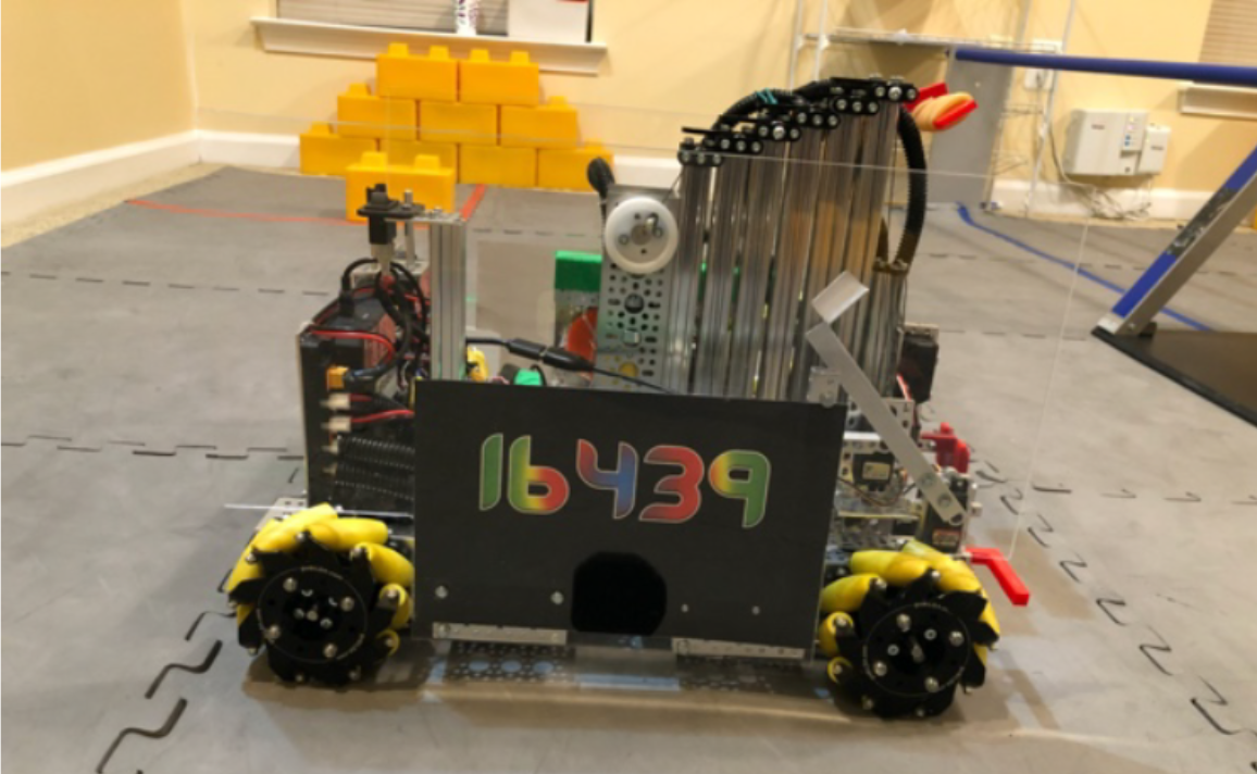 Robotics for youth robot