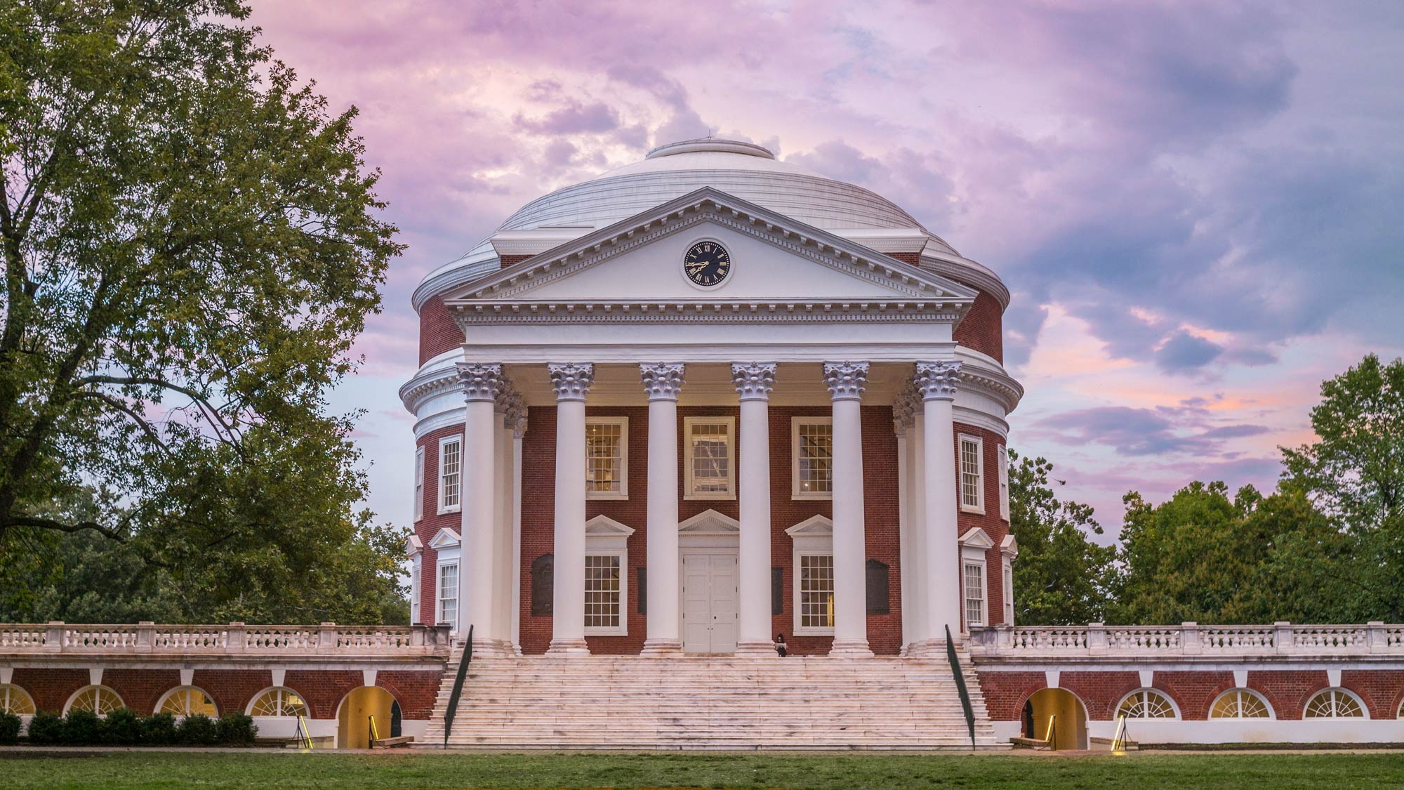 uva_rotunda_sunset_sanjay_suchak
